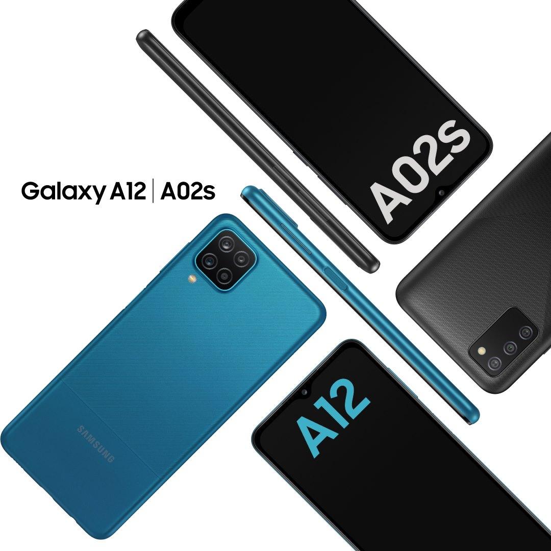 Samsung A12 Dan A02s Diperkenalkan Untuk Pasaran Malaysia ...